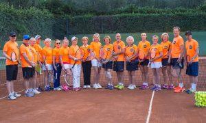 Midnight Sun Tennis matkat